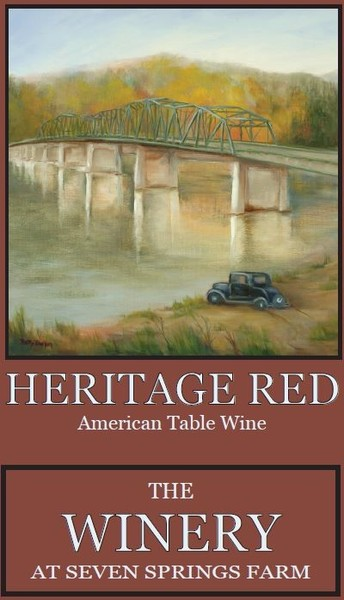 Product Image for 2018 Heritage Red