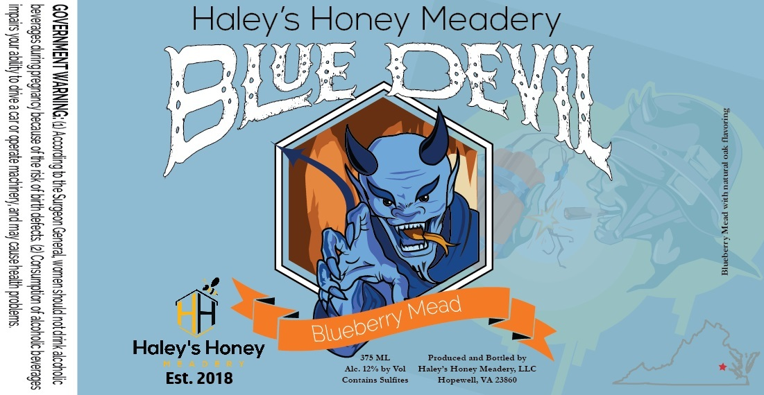 Product Image for 2018 Blue Devil