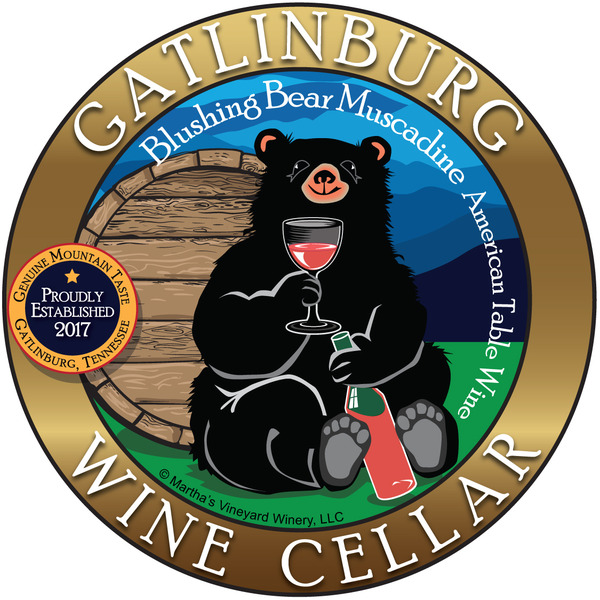 2018 Blushing Bear Muscadine