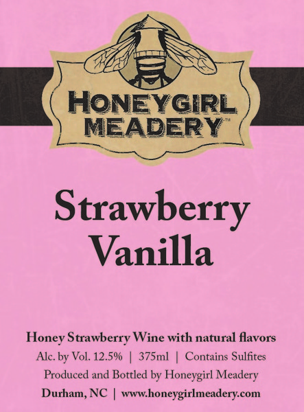 Product Image for 2019 Strawberry Vanilla Mead