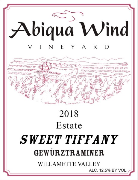 Product Image - 2018 ' Sweet Tiffany' Gewurztraminer