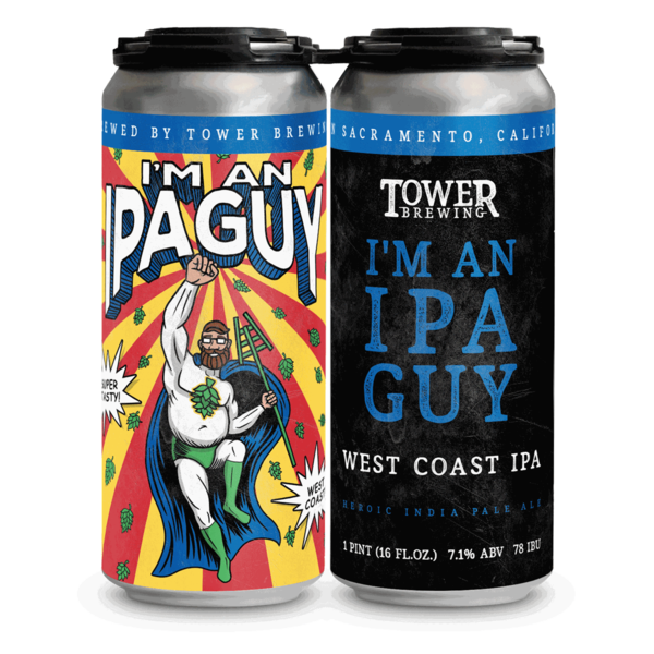 2020 I'm an IPA Guy - 100% Citra IPA - 4 Pack