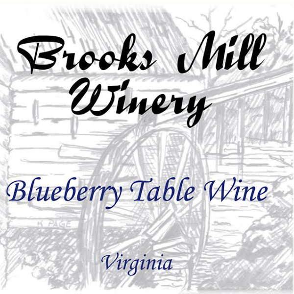 Product Image for Sweet Blueberry Table Wine
