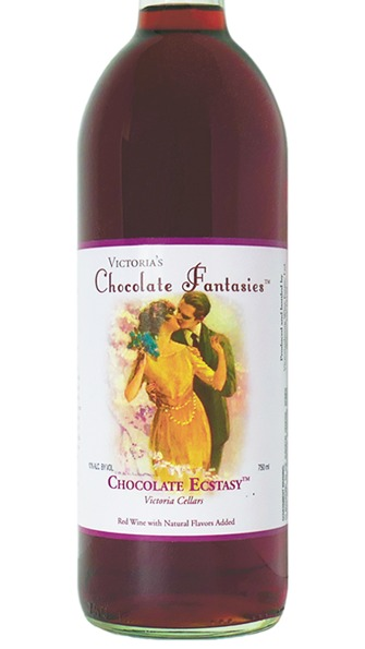 Chocolate Ecstasy. Red Table Wine  sc 1 st  VinoShipper & Chocolate Ecstasy From Victorianbourg Wine Estate | Buy Now with ...