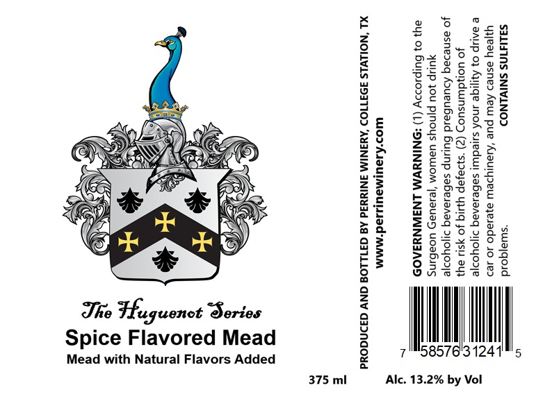 Product Image for Spice Flavor Mead
