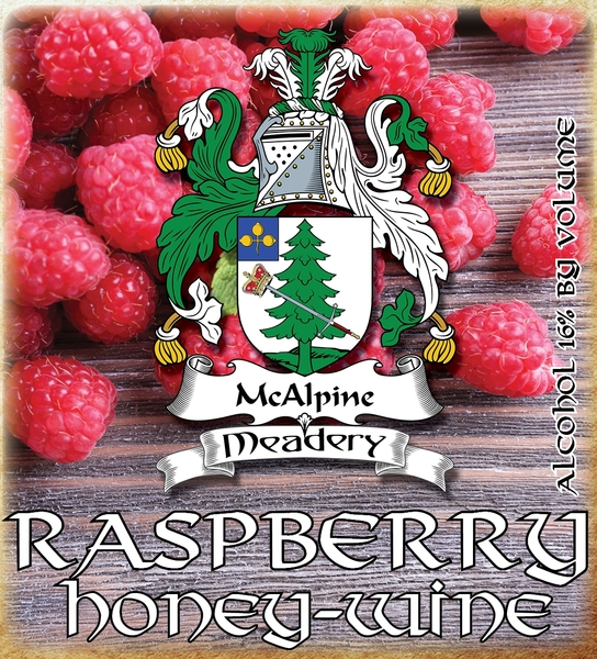 Product Image for 2019 Raspberry Honey-Wine