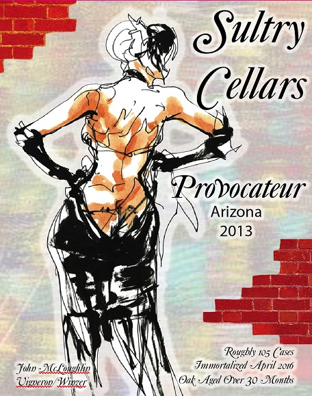 Sultry Cellars: Provocateur