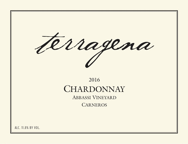 Product Image for 2016 Abbassi Vineyard Chardonnay