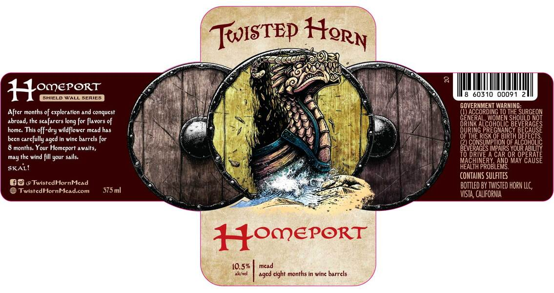 2019 Home Port Mead
