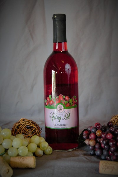 Product Image - 2015 Cranberry Fruit Wine