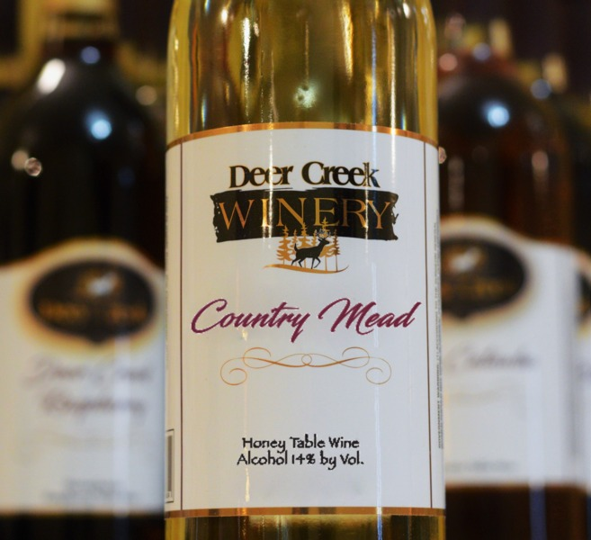 2019 Country Mead Honey Wine, SWEET