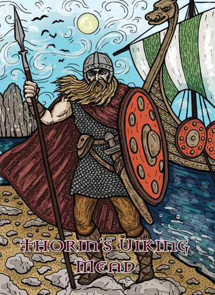 Product Image for Thorin's Viking Mead