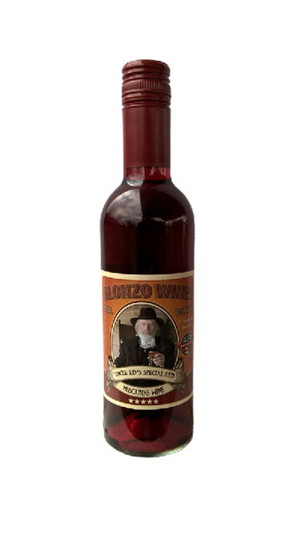 Product Image - Uncle Ed's Special Red - Red Muscadine Table Wine