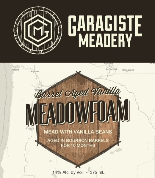 2020 BARREL AGED VANILLA MEADOWFOAM