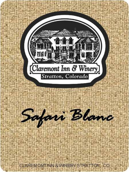 Product Image for 2015 Safari Blanc