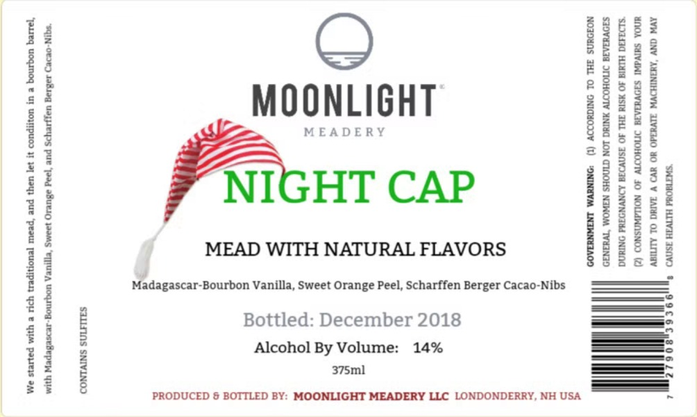 Product Image for Night Cap