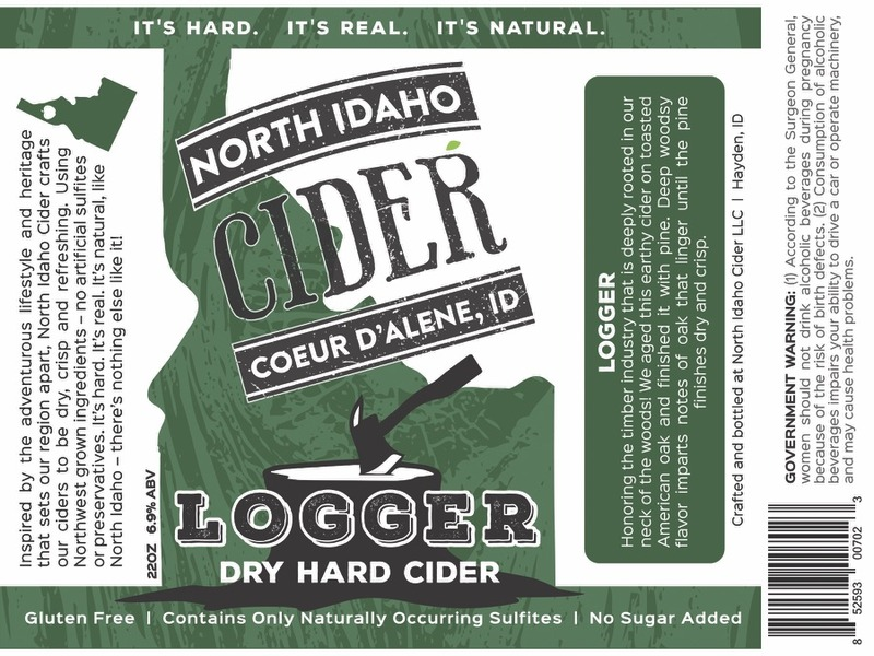 Product Image for 2017 North Idaho Logger Cider