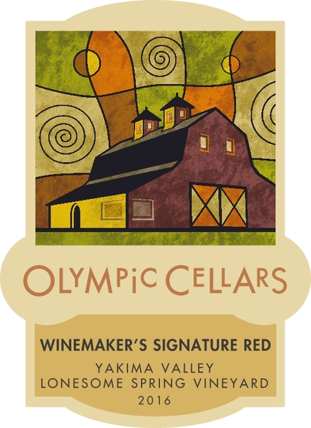 Product Image for 2016 Winemaker's Signature Red