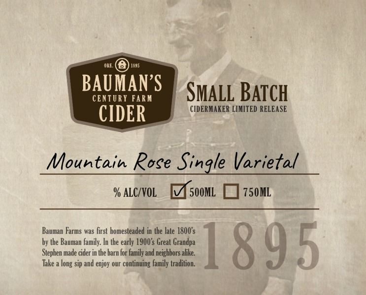 Product Image for Mountain Rose Single Varietal