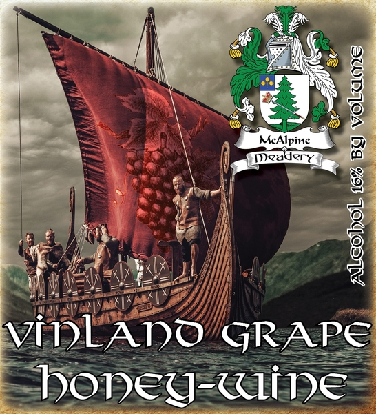Product Image for 2018 Vinland Grape Honey-Wine