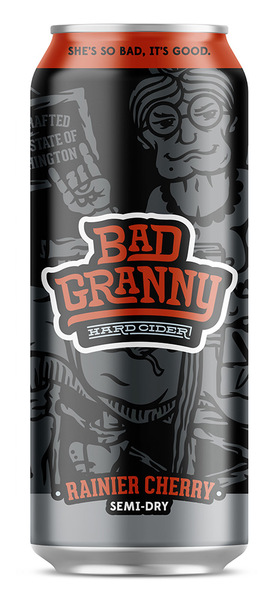Bad Granny Rainier Cherry 4 x 19.2oz