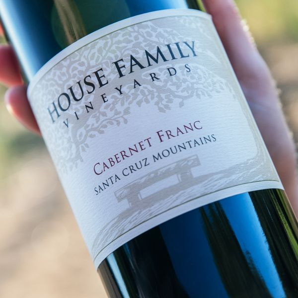 2015 House Family Vineyards Estate Cabernet Franc