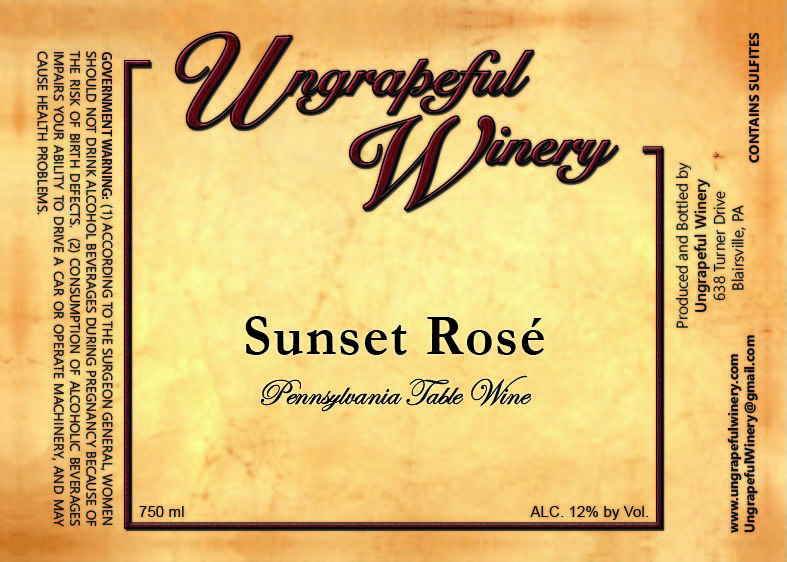 Product Image for Sunset Rosé