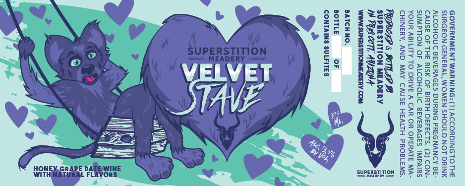 Product Image for 2018 Velvet Stave
