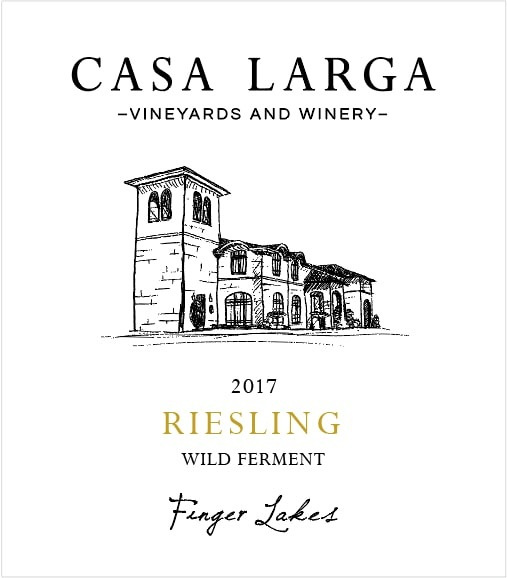 2017 Riesling- Wild Ferment