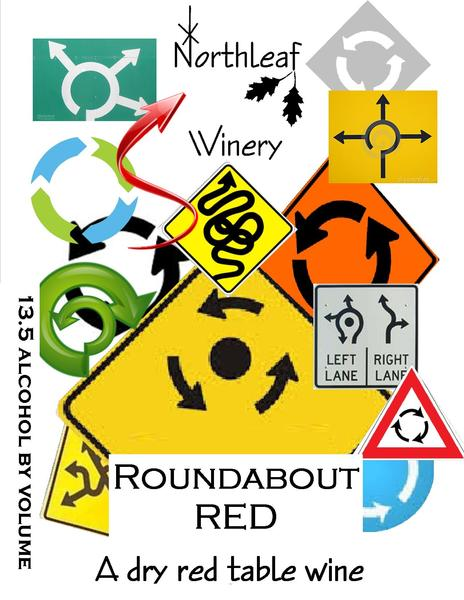 Roundabout Red
