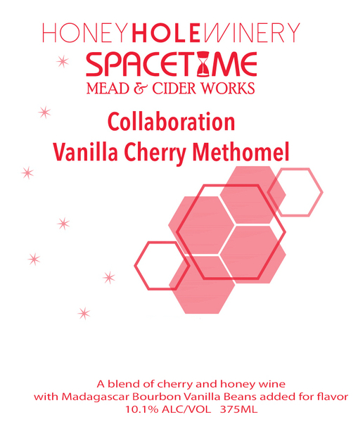 2020 Collaboration Cherry Vanilla Methomel