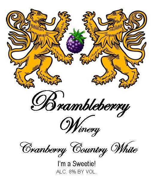 2019 Cranberry Country White