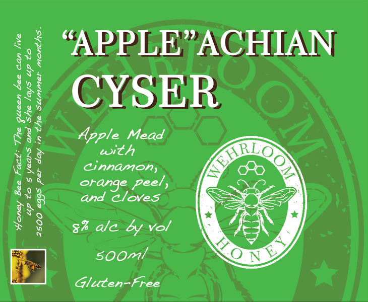 "Product Image for 2017 ""Apple""achian Cyser"