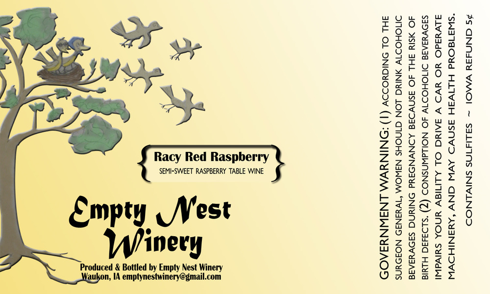 2019 Racy Red Raspberry