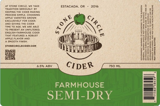 Product Image for 2017 Farmhouse Semi-Dry