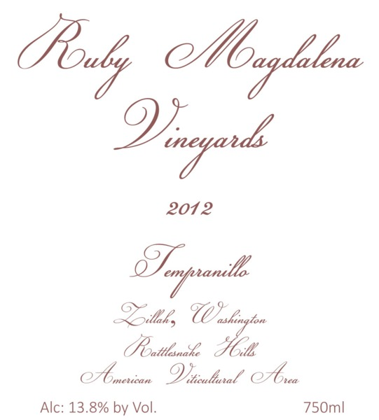 Product Image for 2013 Tempranillo