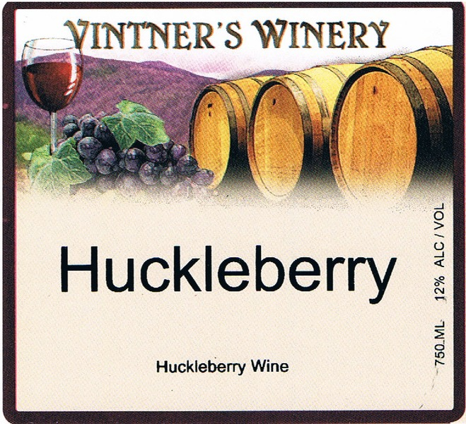 2016 Huckleberry
