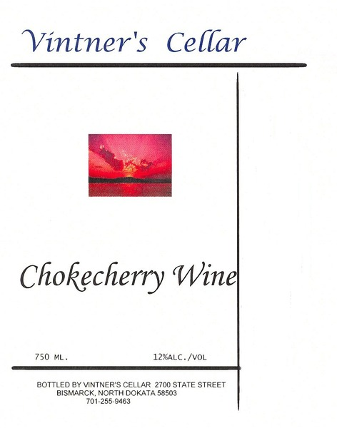 Product Image for 2015 Chokecherry