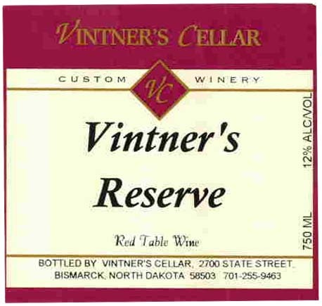 Product Image for 2015 Vintner's Reserve
