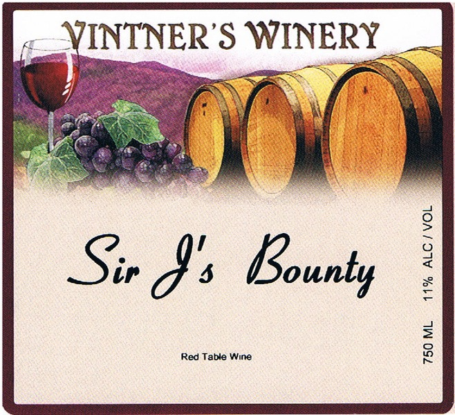 Product Image for 2015 Sir J's Bounty