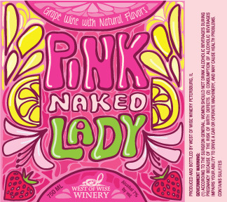 2019 Pink Naked Lady