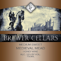 Product Image for NV Medieval Mead Medium Sweet