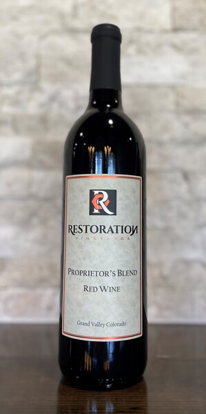 2018 Proprietor's Blend Red Wine