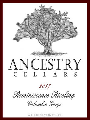 2017 Reminiscence Riesling