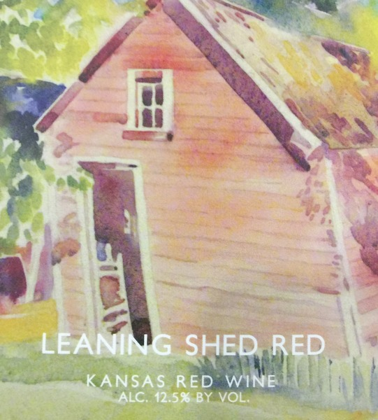nv leaning shed red from grace hill winery buy now with vinoshipper