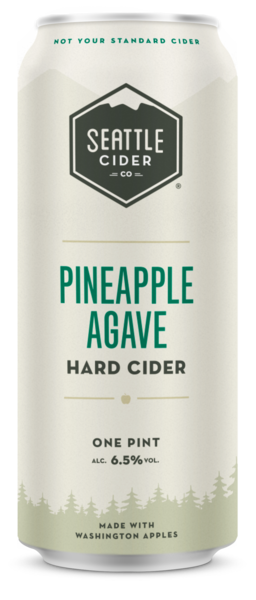 Pineapple Agave  4 x 16 Oz Can
