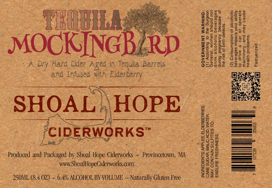 2020 Tequila Mockingbird (Cans)