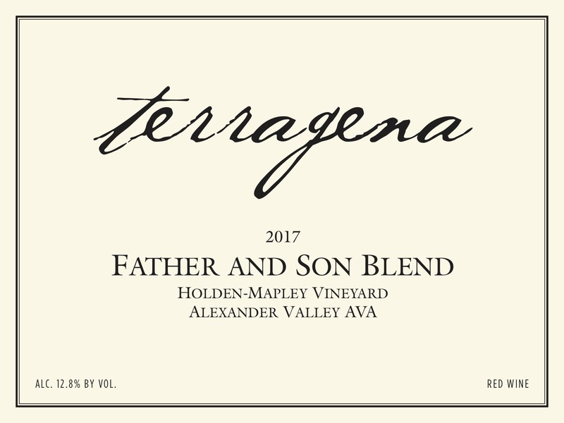 2017 Holden-Mapley Vineyard Father and Son