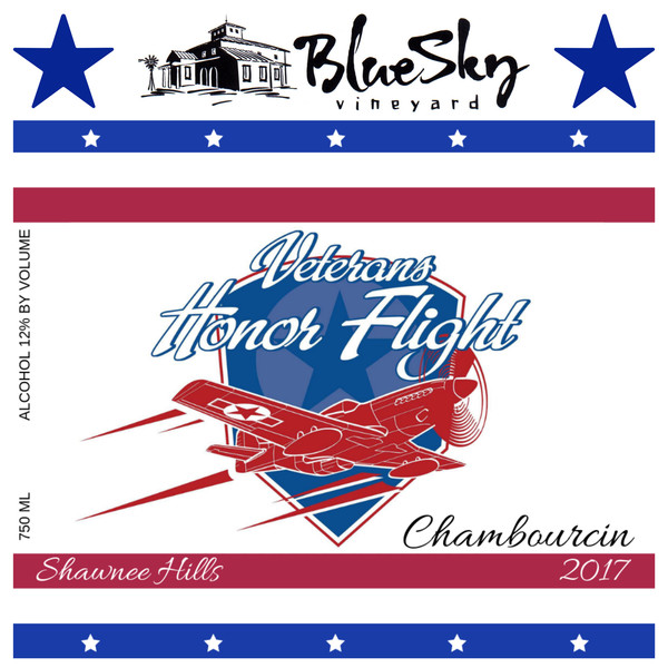 Product Image - 2017 Veteran's Honor Flight Wine