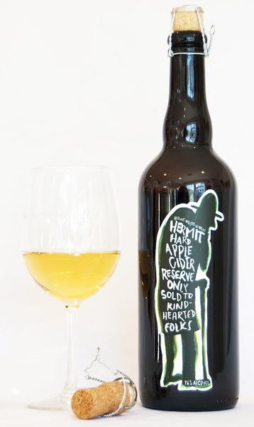 Product Image for 2018 Hermit's Hard Apple Cider Reserve